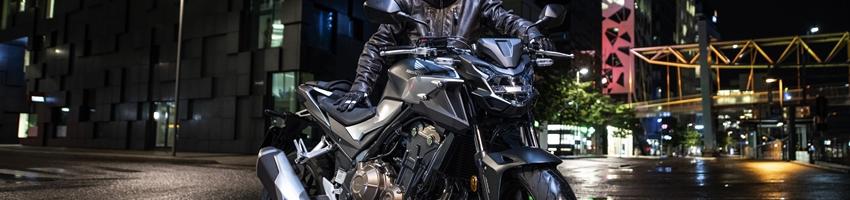 Honda 500cc 0% Offer