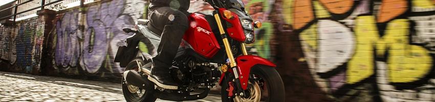 Honda MSX125 0% Offer