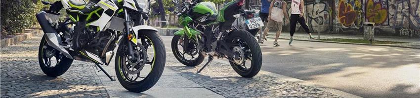 Kawasaki 125 0% Offer