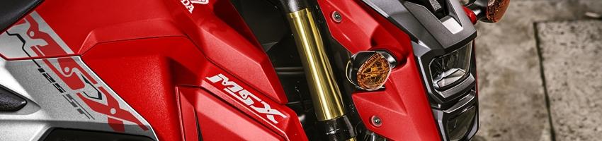 Double Offer - Honda 125cc