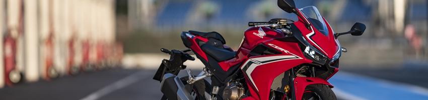 Honda CBR500R Triple Offer