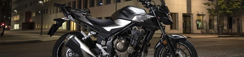 Honda CB500F £500 Deposit Contribution