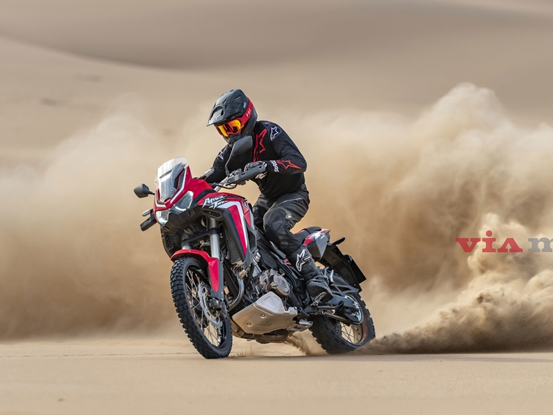 Africa Twin Finance Offer Package